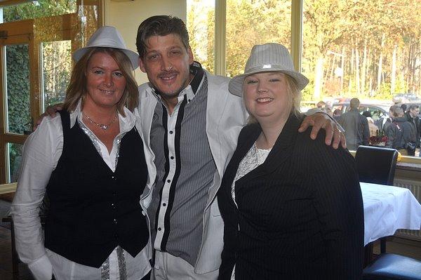 Sabine, Roy en Chenille